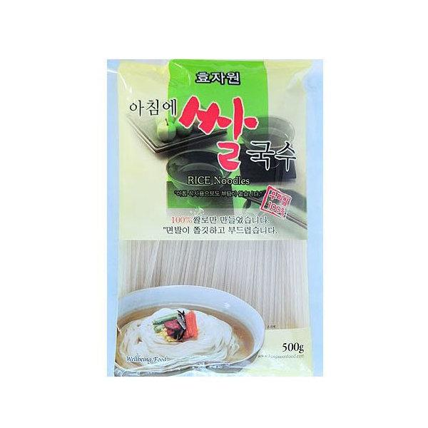 효자원식품 아침에 쌀국수 국내산쌀  12봉무료배송+