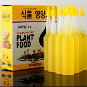 B396/식물영양제/10p/국산/화초영양제/비료/복합비료