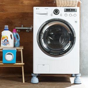 [특가상품]아이탑패드 세탁기받침대 드럼세탁기 일반 통돌이 꼬망스 아기사랑 세탁기 에어컨실외기 받침대