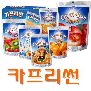 농심 카프리썬 200ml 6종류 /어린이음료