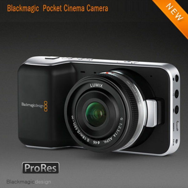 블랙매직디자인 Blackmagic Pocket Cinema Camera