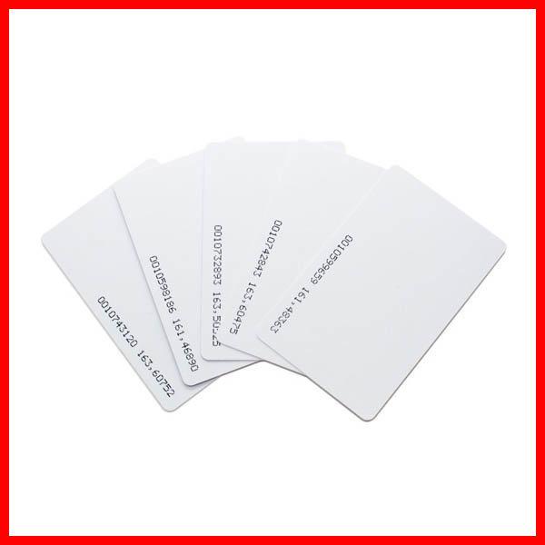 W45 RFID 125KHz/EM 공카드/터치키/EM4100/RF카드