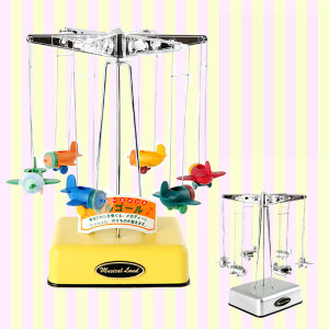 비행기 관람차 회전목마 오르골/생일결혼돌어린이선물