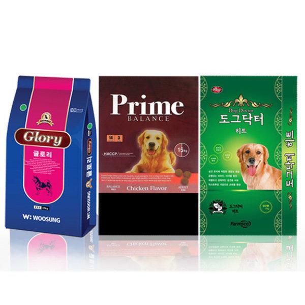 애견사료 10kg/15kg 강아지사료 대용량 개사료