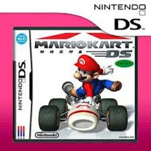 NDS 마리오 카트 DS 케이스x 알팩 중고 한글판
