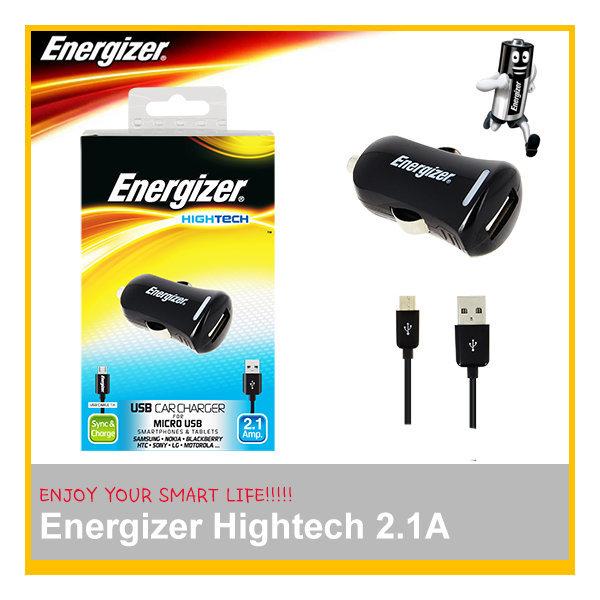 에너자이저 HighTech 차량용충전기/스마트폰/2.1A