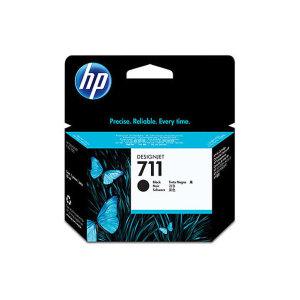 HP711 검정 (블랙) 잉크 CZ133A 디자인젯 T120 T520