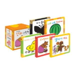 베틀북 New 뽀삐 1 - 좌뇌발달 인지 그림책 세트 (전5권)