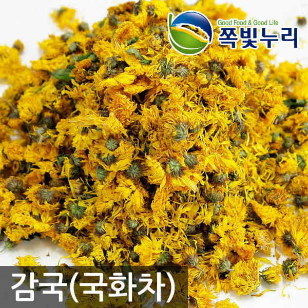 자연파 감국 국화꽃 100g국산 / 200g 중국산