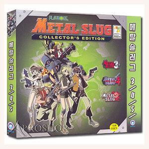 PC주얼) 메탈슬러그3+4+5 합본/메탈 합본