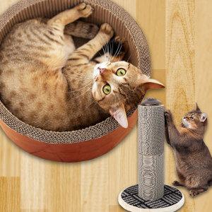 저렴이 캣타워  캣하우스/스크래치/고양이집