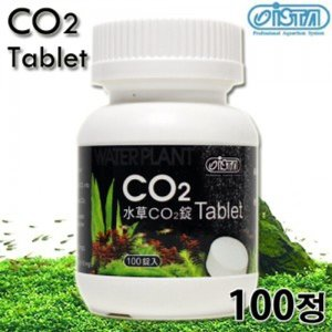 피쉬앤닷컴  이스타 CO2 타블렛  100정
