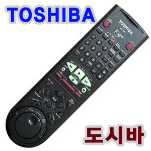 TOSHIBA 도시바 VTR VCR 비디오 리모컨/VC-705