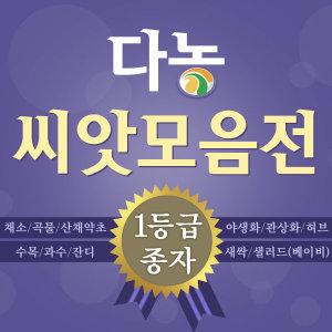 최신희귀신품종/채소씨앗/곡물약초꽃허브새싹씨앗모음