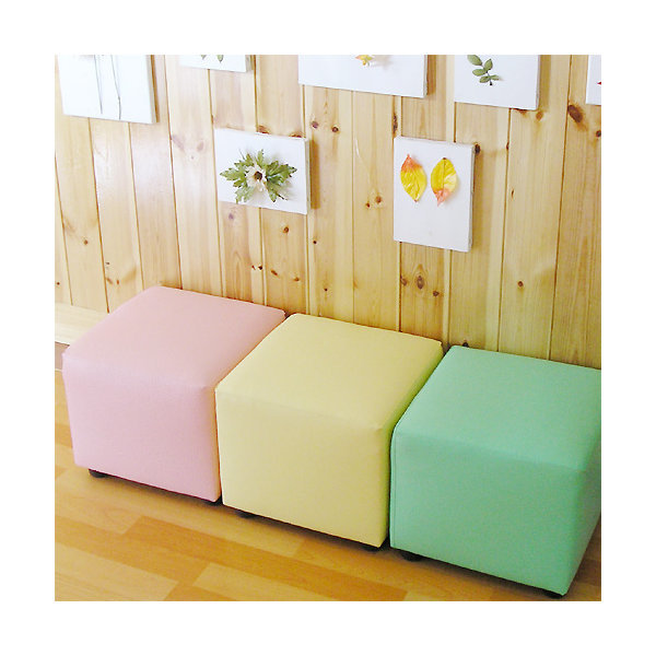 보조 유아동 의자 간이 스툴 발받침 어린이집 쇼파