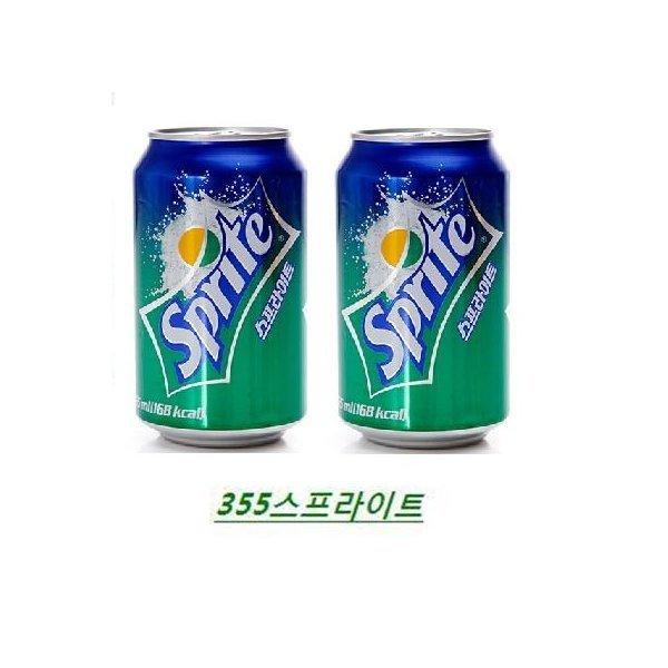 코카콜라/스프라이트/(355mlx24캔)업소용