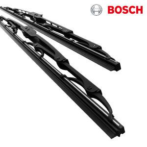 보쉬 와이퍼 2개1세트/자동차 세차관리용품 향균필터