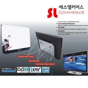 디지털방송안테나/실내안테나/HD-019/HD방송안테나/HDTV