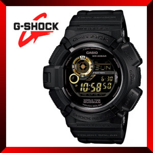 스타샵 G-SHOCK 지샥 G-9300GB-1/ G-9300GB-1D 머드맨