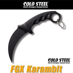콜드스틸 FGX Karambit 카람빗 나이프 트레이너 한강