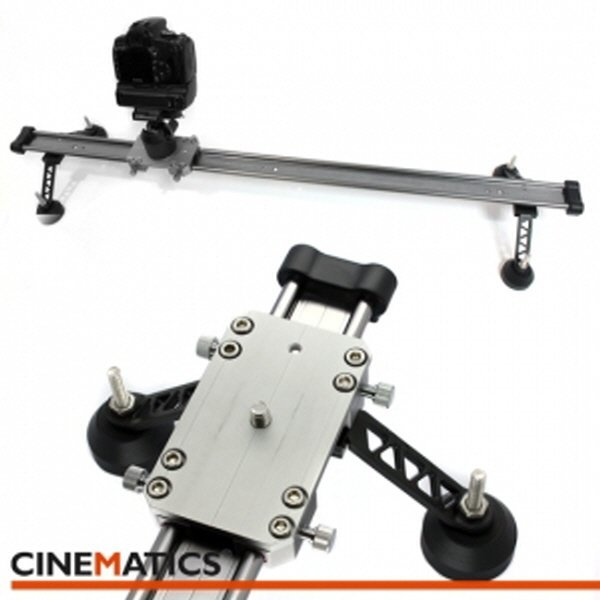 Cinematics 씨네메틱스 비디오 슬라이더 50x1000mm