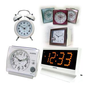 카파 알람시계 탁상시계 스누즈 타종시계 선물 탁상용
