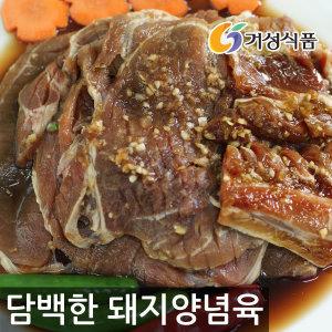 돼지양념갈비1kg (국내산돼지고기) 쫄갈비 돼지불고기