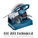 보쉬 고속절단기 GCO 2000(355mm  14  앵글 철근작업 컷팅기 절단기