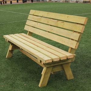 야외 원형 테이블 원목 원탁 벤치 DIY 나무 의자 공원