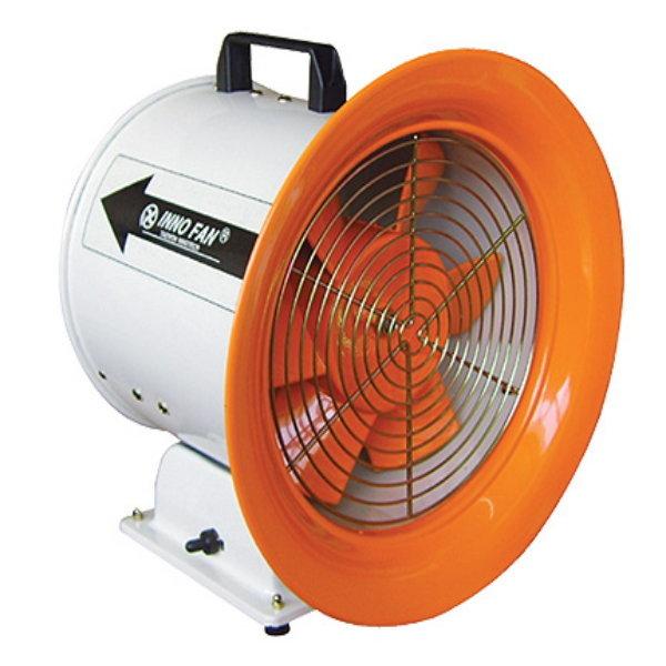 배풍기 포터블팬 TIP-250S 공사현장배기 맨홀작업