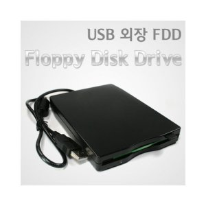 노트킹 정품  USB 플로피디스크 외장 FDD WIN8 호환
