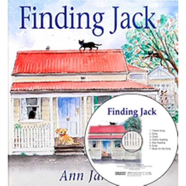 My Little Library Pre-Step 26 Finding Jack (Paperback+CD+Tip) 문진영어동화