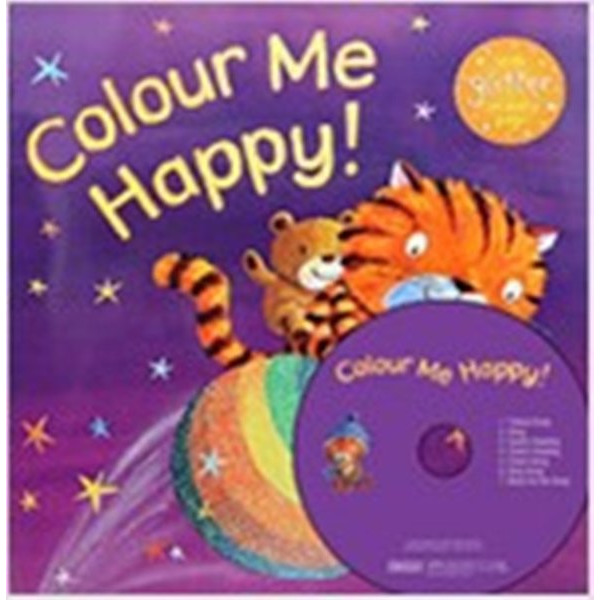 My Little Library Pre-Step 20 Colour Me Happy  (Paperback+CD+Tip) 문진영어동화