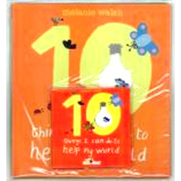 My Little Library Step 1-31 10 Things I Can Do to Help My World (Paperback+CD+Tip) 문진영어동화