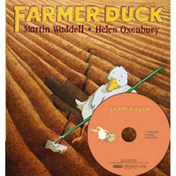 My Little Library Step 2-25 Farmer Duck (Paperback+CD+Tip) 문진영어동화