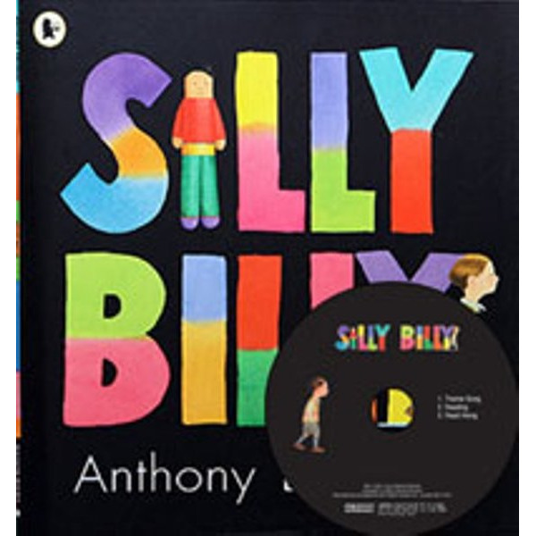 My Little Library Step 2-21 Silly Billy (Paperback+CD+Tip) 문진영어동화