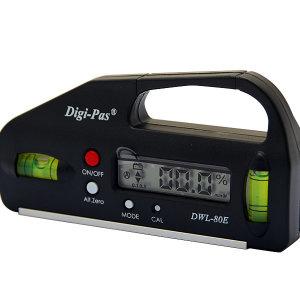 DIGIPAS 디지털 앵글레벨 DWL-80E/디지털각도기