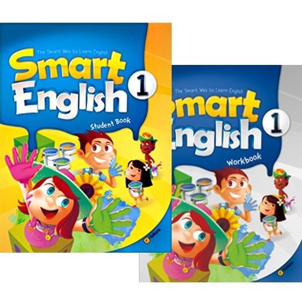 Smart English SET(SB+WB) Starter.1.2.3.4.5.6 선택/스마트잉글리쉬