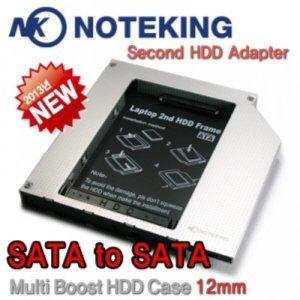 HP 4520S 4525S 12.7mm SATA TO SATA 멀티부스트