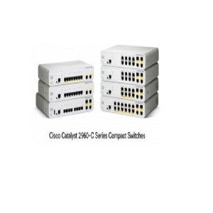Cisco 8Port 스위치 WS-C2960C-8TC-L