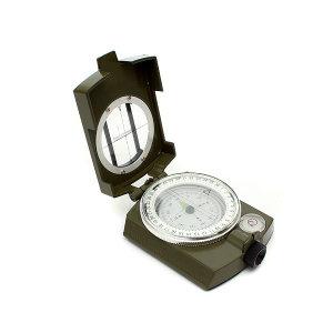 미래통상 GTS0530 초정밀 군용 나침반(8.5cm 6.5cm)
