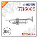 바하 트럼펫 Bach TR600S / TR-600S 실버/한국정품