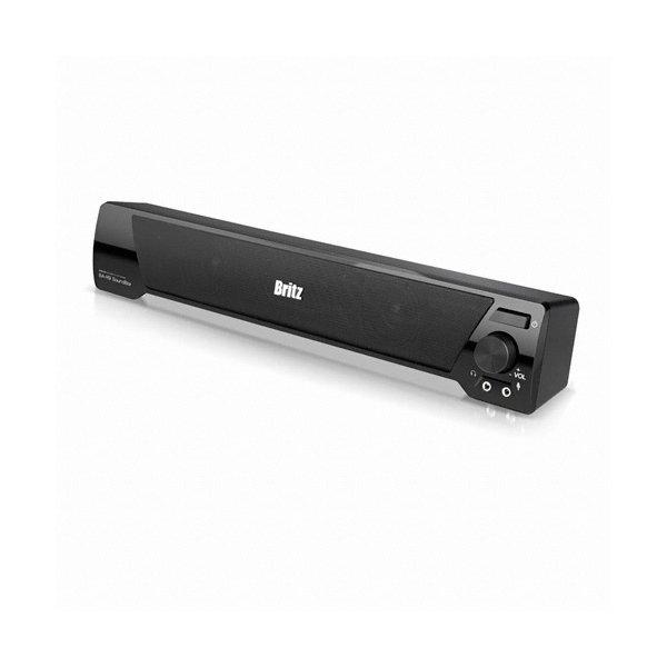 gk Britz BA-R9 SoundBar/PC 스피커/2채널/USB잭