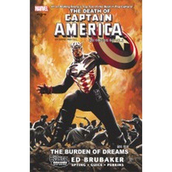 캡틴 아메리카 : 캡틴 아메리카의 죽음 2: 퍼스트 어벤져스: 꿈의 무게-시공그래픽노블