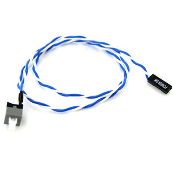 케이블마트 AP9234 PC 파워 스위치 (RESET겸용/50cm) - 조립pc 데스크탑 제작 본체 파워 리셋 연결케이블