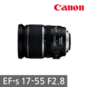 (캐논정품) EF-S 17-55mm F2.8 IS USM (새제품) DSLR
