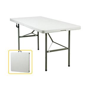 1500 브로몰딩 접이식 테이블/휴대용 간이/야외/행사