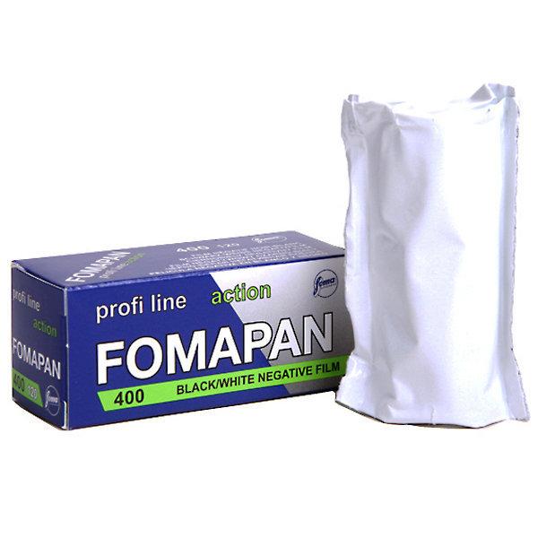 FOMA 포마 흑백필름 포마팬 액션 400 120-중형