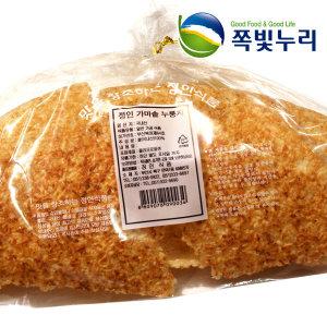 성경 국산쌀 100% 반달누룽지 / 원형누룽지