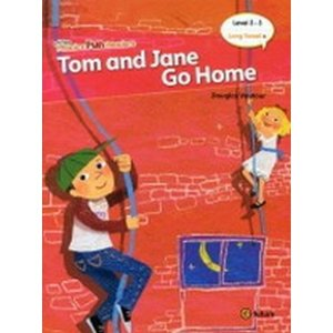 Phonics Fun Readers 3-3 : Tom and Jane Go Home (Paperback  CD 1 포함)-Phonics Fun Readers